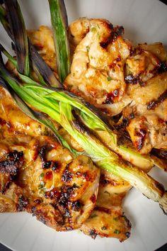 Grilling Recipes, Meat Recipes, Asian Recipes, Vegetarian Recipes, Dinner Recipes, Cooking Recipes, Healthy Recipes, Vegetarian Grilling, Healthy Grilling