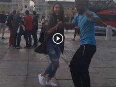 WATCH: Anushka Sharma dancing on streets of Lisbon