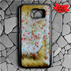 Ice Cream Sandwich Samsung Galaxy S6 Black Case