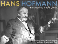 hans hofmann portrait - Google Search