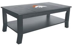Use this Exclusive coupon code: PINFIVE to receive an additional 5% off the Denver Broncos Coffee Table at SportsFansPlus.com