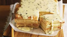Australian recipes- Sausage rolls, vanilla slices and burgers with the l Classic Australian recipes- Sausage rolls, vanilla slices and burgers with the l. -Classic Australian recipes- Sausage rolls, vanilla slices and burgers with the l. Aussie Food, Australian Food, Australian Recipes, Australian Desserts, Gourmet Recipes, Sweet Recipes, Dessert Recipes, Cooking Recipes, Cheesecakes