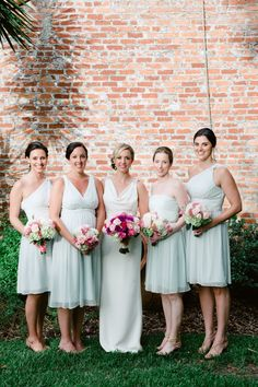 Bridal Bouquets designed by Lana with #FairbanksFlorist.  #ErrolColonPhotography