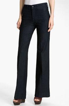 Super Slimming Jeans: NYDJ Greta Trouser Jeans