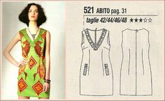 """The latest """"La Mia Boutique"""" issue is full of beautiful dress patterns. Take a look: This ja. Boutique, Archive, Dresses, Fashion, Vestidos, Moda, Fashion Styles, Dress, Fashion Illustrations"""