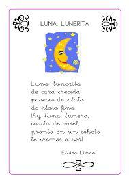 Resultado de imagen de poemas para niños
