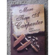 More Than a Carpenter English/arabic Bi-lingual Edition (English/Arabic)