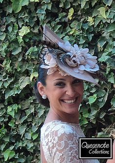 More Colors – More Fall / Winter Fashion Trends To Not Miss This Season. – New York City Fashion Styles Fancy Hats, Cool Hats, Headdress, Headpiece, Fascinator Diy, Cocktail Hat, Wedding Hats, City Style, Headgear