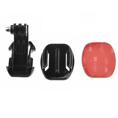 Find More Tripods Information about J Hook Buckle Mount + 3M Sticker + Flat Mount For GoPro Hero 1 Hero 2 Hero 3 Hero3+ Plus Camera Accessories,High Quality Tripods from China Best Team Co. on Aliexpress.com