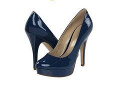 Nice Navy blue heels 2018-2019