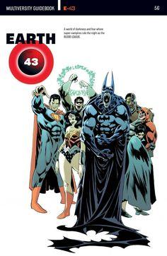 Earth 43 Justice League (DC Multiverse)