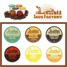 40 Count Java Factory Single Cup Coffee Giveaway Jan 30 - Feb 22 #javafactory - PaulaMS' Giveaways, Reviews, and Freebies