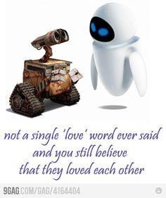 WALLE Love