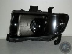 The headlights your truck should have come with! Simple, clean & highly functional designs that integrate premium HID projector components with our fabrication labor. Our custom built headlight… Hid Headlights, Projector Headlights, Honda Ridgeline Accessories, Hidden Projector, Packaging, Gen 1, Cool Stuff, Black Silver