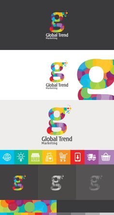 A branding project for Global Trend marketing. Global Trend is an online technology shopping store that brings in the best and latest tech stuffs in town.