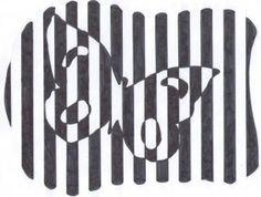 A la manière de Vasarely - Charivari
