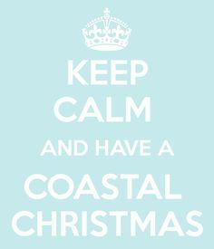 Beach Cottage Life | Keep Calm & Have a Coastal Christmas!