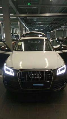 KITBSM Install On Audi Q5