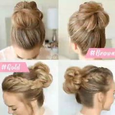 Easy-To-Wear Stylish Hair Scrunchies Wear that Easy-To-Wear Stylish Hair Scrunchies confidently everywhere, knowing it Long Face Hairstyles, Short Hair Updo, Trending Hairstyles, Easy Hairstyles, Easy Updos For Medium Hair, Medium Hair Styles, Curly Hair Styles, Natural Hair Styles, Whoville Hair