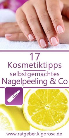 17 Cosmetic tips for your nails - Whether olive oil hand bath or aloe vera foot . Beauty Make Up, Diy Beauty, Aloe Vera, Beauty Review, Feet Care, How To Apply, How To Make, Grapefruit, You Nailed It