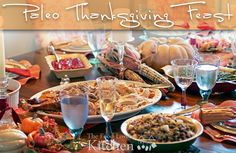 Our Paleo Thanksgiving Recipes #Paleo #Thanksgiving #meal plan