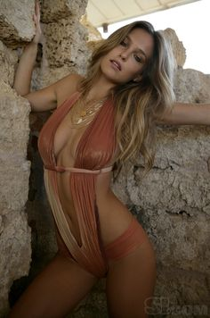 Lingerie illustrated bar sports refaeli