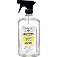 J.R. Watkins Natural All Purpose Cleaner Lemon - 24 fl oz