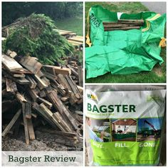 The Bagster is a dumpster in a bag! The on demand debris removal service to help with your DIY construction projects.