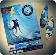 #affiche, #poster, #flyer, #brochure, #neon, #fluo, #pantone, #surf, #bodyboard, #SUP, #marketing, #surfschool, #surfclub, #ancre, #anchor, #hipster, #29hood, #finistere, #bretagne, #bigouden, #Penmarch, #flash, By Agence IKEN Communication