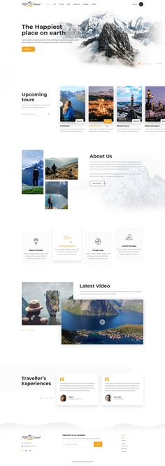 Behance is the world's largest creative network for showcasing and discovering creative work Webdesign Inspiration, Hotel Website, Landing Page Design, Website Design Inspiration, Design Reference, Behance, Cool Designs, Photoshop, Law