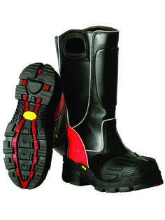 Fire Dex Leather Fire Boot