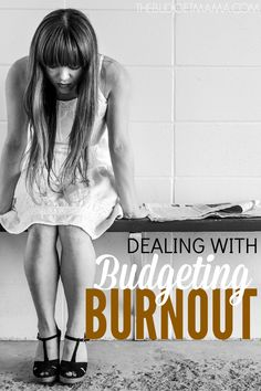 Feeling overwhelmed by the many different ways to manage your money and save a penny? Avoid budgeting burnout by letting go of what isn't working for you.