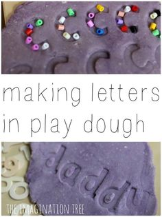 Learn your letters w
