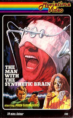 THE MAN WITH THE SYNTHETIC BRAIN by retro-space, via Flickr