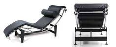 LC4 – Le Corbusie - 1928 -  chaise longue
