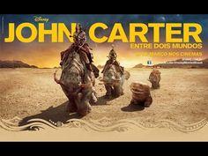 Jhon Carter - Entre dois mundos - Filme completo - Dublado