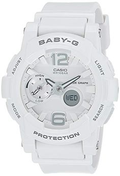 39da5a3499fb online shopping for Casio G-Shock Womens Glide Tide Graph Baby-G Series  Designer Watch - White One Size from top store. See new offer for Casio G-Shock  ...