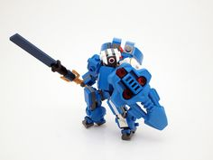 Cobalt Legion - Gernsback #4 - Commander | Flickr - Photo Sharing!