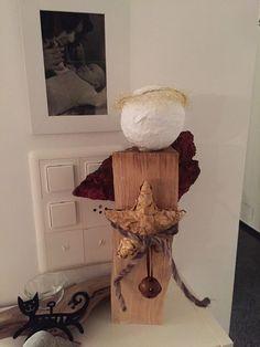 landlust engel basteln weihnachten pinterest engel basteln landlust und engelchen. Black Bedroom Furniture Sets. Home Design Ideas