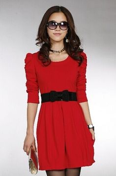 Fashion dress for women - 3 PHOTO!