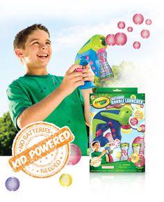 Crayola Outdoor Colored Bubbles