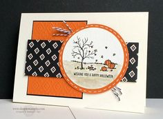 Happy Scenes Stamp Set by Stampin' Up!