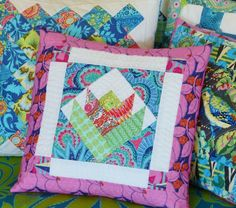 100 Billion Stars blog- her projects and fabric choices are delightful.