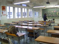 """4: 1. Hong Kong schools are highly influenced by education in the U.K. They use the """"English system."""" It is required for children to attend primary school and secondary school. The classrooms and schools in Hong Kong look very similar to the ones in in the U.K. because they are able to afford them."""