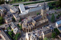 ✈️ Photo aérienne de : Charleville-Mézières - Ardennes (08)