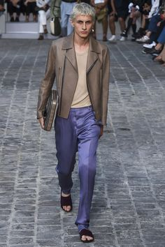Berluti Spring 2018 Menswear Collection Photos - Vogue