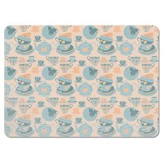 Uneekee Time For Tea Placemats