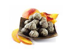 Peach Momotaro Artisan Tea: Blooms as it Steeps   Teavana