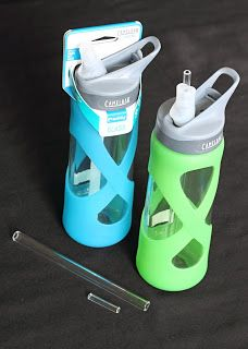 Glass replacement straws for the Glass Eddy Camelbak. Drink your eos without plastic.