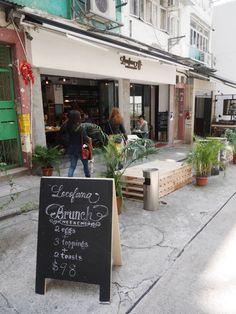 Loco Fama, Sai Ying Pun, Hong Kong | Laugh Travel Eat